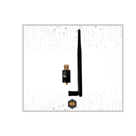 Wireless-N USB Adapter<br> 11N 300Mbps
